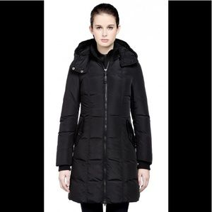 Mackage Long Down Coat